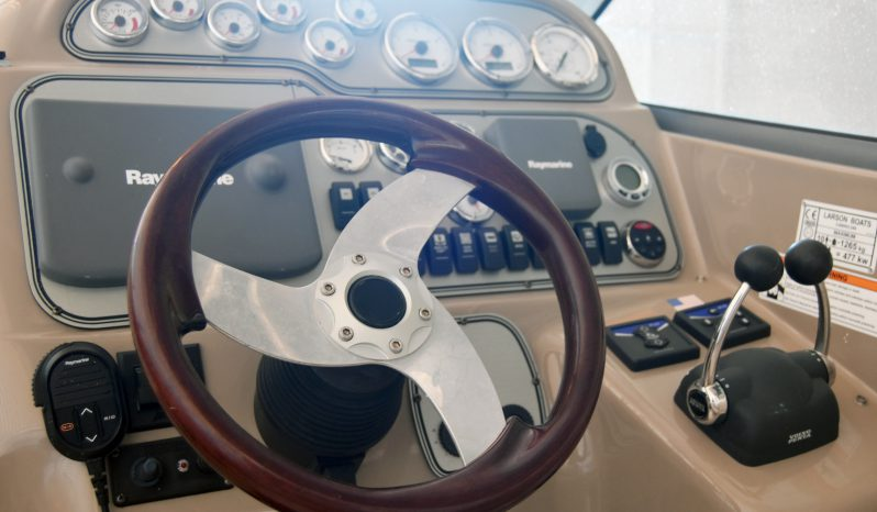 Larson Cabrio 290 lleno