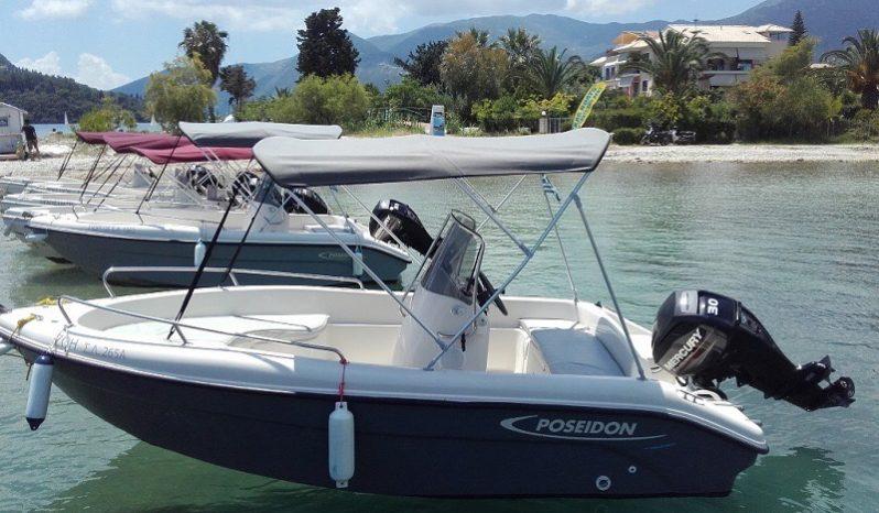 Poseidon Blu Water 480 CC