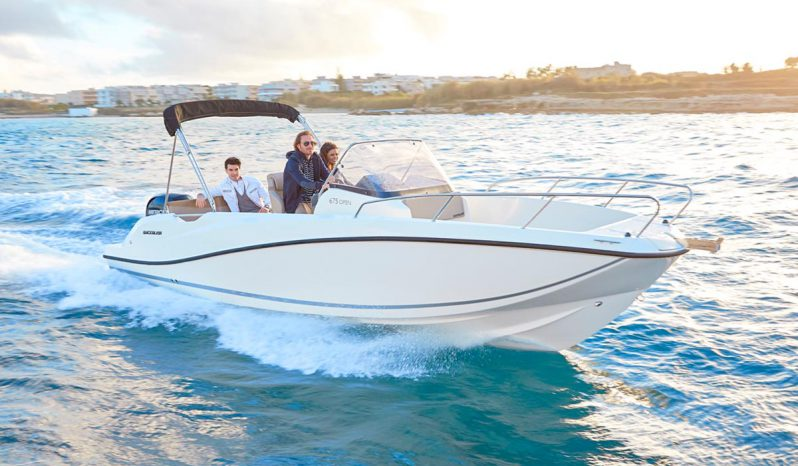 Quicksilver Active 675 Open